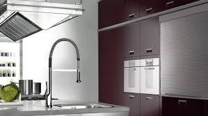 robinetterie cuisine franke robinet cuisine inox installer un robinet sur lu0027vier de la