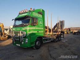 100 Used Log Trucks For Sale Volvo FH16 660 Logging Trucks Year 2007 Price US 45212 For