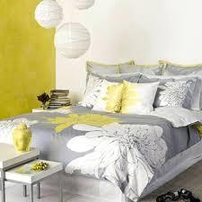 Modern Bedroom Fascinating Excellent Decoration Yellow Decor Art Deco Wall Murals Walls Decorating Ideas