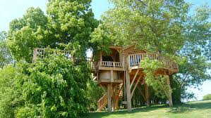 100 Tree Houses With Hot Tubs House Tub 12 Feet Off The Ground In Montauban