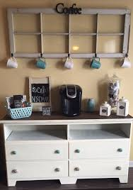 Office Coffee Station Furniture Absurd 25 DIY Bar Ideas For Your Home Stunning Pictures Dresser 16
