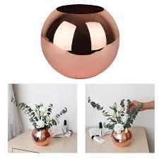 runde kleine knospe vase wohnzimmer decor hydrokultur