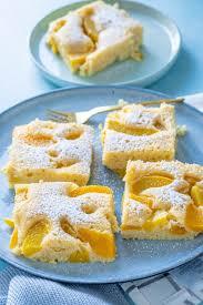 mega saftig lecker pfirsich buttermilchkuchen vom blech