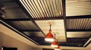 Ceiling Curtain Track Home Depot by Ceiling Wonderful Corrugated Metal Ceiling 29 Corrugated Metal
