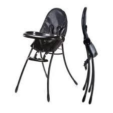 chaise haute bebe bloom bloom chaise haute nano chassis noir et assise pas