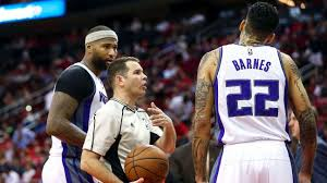 Matt Barnes: Sacramento Kings Treated DeMarcus Cousins In A 'bad ... Tyler Johnson Leads Heat Over Kings To Snap 6game Skid Boston Cavs Fan Relocated From Courtside Seat After Yelling At Matt Matt Barnes Fights Derek Fisher After He Finds Him At His House Barnes Mstarsnews Jason Terry Throws Steve Blake Down And Joins The No Apologies Vs Warriors Preview Ugh We Have Watch Play Says If He Was The One Who Kicked Lebron League Would Getting Acclimated Sfgate Demarcus Cousins Sued Alleged Vs Kobe Bryant Youtube