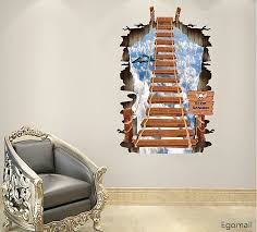 Wall Mural Decals Cheap by 35 Best 3d Wall Decals Images On Pinterest Custom Wall Stickers