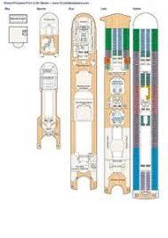 Grand Princess Deck Plan by Semmel Us Superior Cabin Plan 3 Cruise Ship Deck Plans