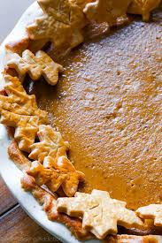 Best Pumpkin Pie With Molasses by The Great Pumpkin Pie Recipe Sallys Baking Addiction