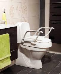 rehausseur siege wc rehausseur wc avec accoudoirs rehausse wc rehausseur wc