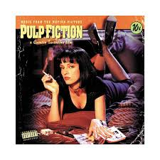 Pulp Fiction Pumpkin Shirt by Various Artists Pulp Fiction Music From The Motion Picture
