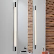 badezimmer wandleuchte palermo 1200 led ip44 chrom