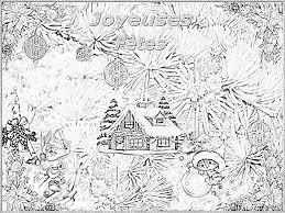 Coloriage Paysage De Noel Gratuit A Imprimer Exactjuristen
