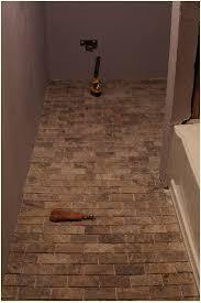 installing travertine tile how to install travertine tile on