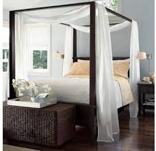 Queen Canopy Bed Curtains by Queen Canopy Bed Curtains Pleasurable 4 Simple All Gnscl