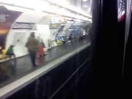 metro denis porte de métro ligne 13 voyage entre place de clichy et st denis porte de