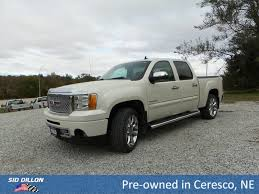 Pre-Owned 2013 GMC Sierra 1500 Denali Crew Cab In Ceresco #9P260A ... 2014 Gmc Sierra 1500 Denali Top Speed 2019 Spied Testing Sle Trim Autoguidecom News 2015 Information Sierra Rally Rally Package Stripe Graphics 42018 3m Amazoncom Rollplay 12volt Battypowered Ride 2001 Used Extended Cab 4x4 Z71 Good Tires Low Miles New 2018 Elevation Double Oklahoma City 15295 2017 4x4 Truck For Sale In Pauls Valley Ok Ganoque Vehicles For Hd Review 2011 2500 Test Car And Driver Roseville Quicksilver 280188