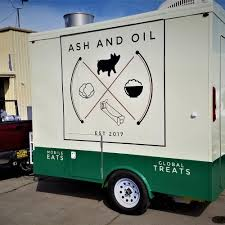 Ash And Oil - Sacramento Food Trucks - Roaming Hunger Oil Gas Field Truck Vocational Trucks Freightliner Buffalo Biodiesel Inc Grease Yellow Waste Oil New And Used Liberty Equipment Steel Scorpion1812 Mounted Aerial Platforms Price Shacman Heavy Tanker 5000 Liters Fuel Tank Buy Bulk Delivery Free On Orders Direct To Your Transport Vector Illustration Royalty Free Cliparts Of Mon Transport Company Stock Editorial Photo Gorgeous New Farmers Truck Us Trailer Would Love To Buy Used Cso Energy 1995 Intertional 4700 Distribution Item Ec9448 Tristate Lubricants Gasoline Diesel Industry