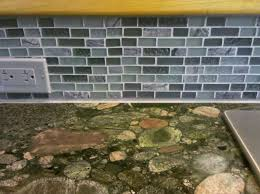 faux tile backsplash wallpaper home design ideas