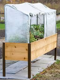 Cedar Planter Box Frame and 2 Covers Kit 2x8