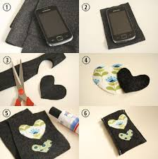 DIY Mobile Case Diy Home Craft Ideas Tips Handmade Thrifty Decor