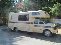 Its A Used Class C RV Low Miles For Sale In Parksville British Columbia Canada
