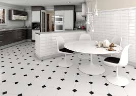 modern floor tiles design for kitchen with furniture contemporary