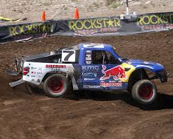 100 Redbull Truck Red Bull Sponsored Menzies Motorsports Packs The LOORS Podium In
