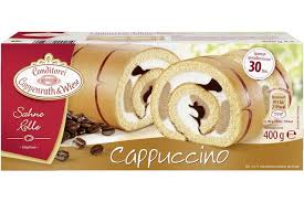 coppenrath wiese rahmbrötchen cappuccino 400g mit