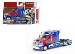 Western Star 5700 XE Phantom Truck Transformers 5 Optimus Prime 1/32 ...