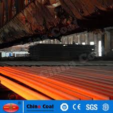 Light Rail Steel Rail 22kg Q235 Material Steel Rail Track View