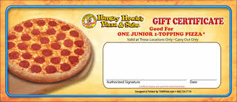 Hungry Howies Gift Certificates HowiesGiftCertificates