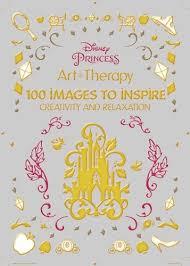 Disney Princesses Coloring Book
