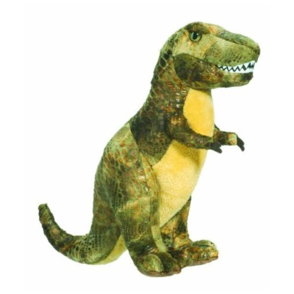 Douglas Cuddle Toys T-Rex Dinosaur Plush Stuffed Animal with Sound - 10""