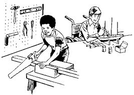 Wood Shop Clipart