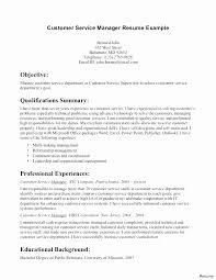 Supervisor Duties And Responsibilities Resume Elegant Call Center Job Description Customer