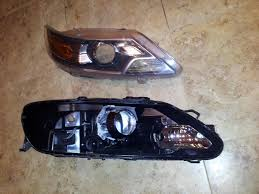 11 taurus headlights taken apart taurus car club of america
