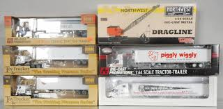100 Diecast Promotions Trucks Lloyd Ralston Toys
