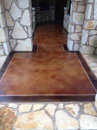 20 best outdoor concrete stain images on concrete