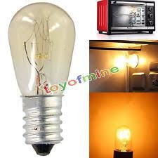 oven bulbs 300 c 240 v ses base 15 watt bulb x 2 ls ebay
