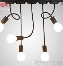 led hose track lights bend curved rail light garment shop