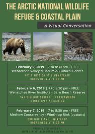 100 Coastal Wenatchee Arctic National Wildlife Refuge Valley Museum Cultural Center