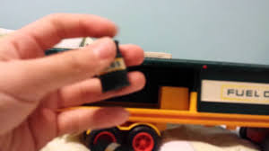 1976 Hess Truck Review MUST WATCH!! - YouTube 2014 Miniature Hess Truck Youtube Vintage 1990 Tanker The Is A 1964 Marx Billups Gasoline Plastic Toy Trailer Doms Trucks Dshesstoytruckscom Amazoncom 1984 Oil Bank Toys Games Photo Story A Museum Apopriately Enough On Wheels Celebrates The 2013 Reviewed 1982 Hess Truck Review Dogs Pinterest Dog 1976 Must Watch Classic Hagerty Articles 2015 51st Colctible Fire Ladder Rescue Ebay