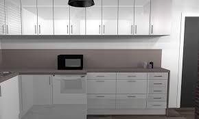 cuisine blanc laqué pas cher cuisine blanc laqué pas cher 2017 et cuisine taupe et blanc pas cher
