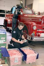Firefighters Collect Donations In Port Angeles, Sequim | Peninsula ...