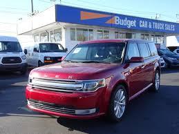 Used 2017 Ford Flex Limited W/EcoBoost, Self Parking, Navigation For ...