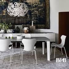 b b italia stuhl papilio shell drifte wohnform