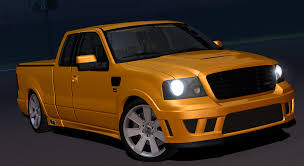 Virtual Stance Works - Saleen S331 Supercab