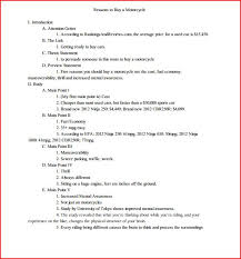 Best s of Persuasive Speech Outline Template MLA How a