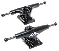 Fracture Wings Skateboard Truck-Black 5.25